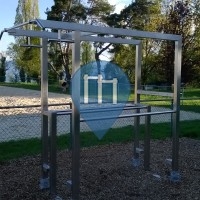 Lausanne - Outdoor Fitness Park - Ctre Sportif Universitaire
