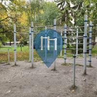 Parco Calisthenics - Kielce - Street Workout Park Kielce