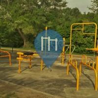 Mondeville - Street Workout Park