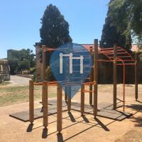 Parco Calisthenics - Iglesias - Parco delle Rimembranze Iglesias