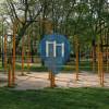 Dębica - Parque Street Workout - Flowparks