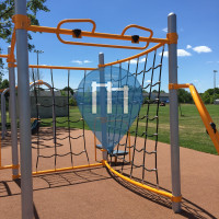 St. Catharines - Outdoor Exercise  Gym - West Park