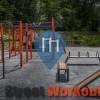 Votice - Street Workout Park - RVL13