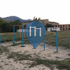 Воркаут площадка - Outdoor Fitness Naryn Cali Park