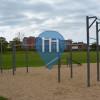 Xanten - Parque Calistenia - Ostwall