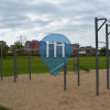 Xanten - Parque Calisthenics - Ostwall