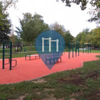 Zagreb - 户外运动健身房 - Park 101. brigade