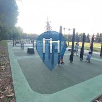 Брешиа - Воркаут площадка - Parco Campo Marte