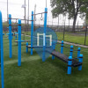 Jersey City - Outdoor Fitnessstation - West Side