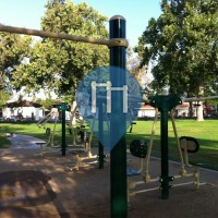 Baldwin Park - Outdoor Gym - Morgan Park