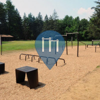 Glens Falls - Outdoor Exercise Gym - Crandall Park