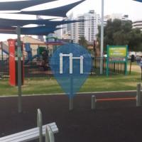 Perth - Parque Calistenia - Langley Park