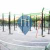 Las Palmas de Gran Canaria -徒手健身公园  - Parque Juan Pablo II.