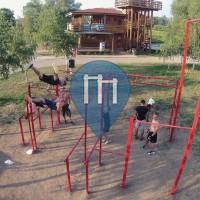 Skalica - Воркаут площадка