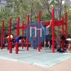 New York - Parc Street Workout - Columbus Park