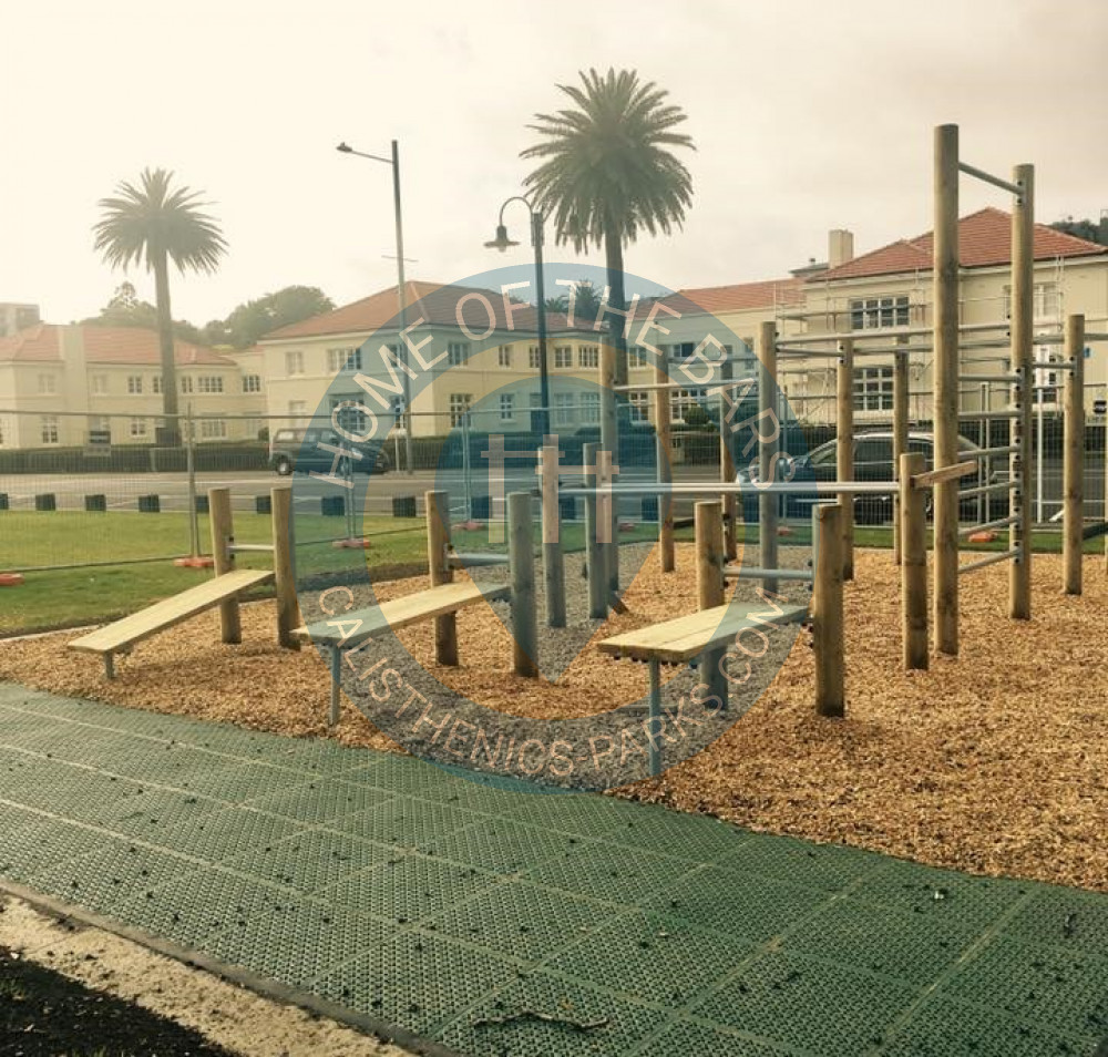 Auckland parc musculation mission bay beach nouvelle - Mission bay swimming pool auckland ...