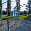 Street Workout Anlage - Modena - Outdoor Fitness Parco Torrazzi