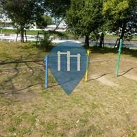 Calisthenics Facility - Izumiotsu Shi - Itahara Park - 板原公園