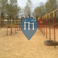 Chita - Street Workout Park