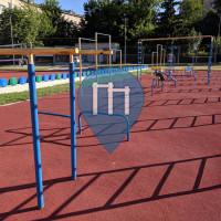 Lutsk - Calisthenics Park - Center