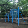 Tokyo - Barra per trazioni all'aperto - Komagomehigashi Park