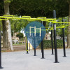 Agen - Outdoor Exercise Park - Cours Gambetta