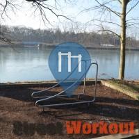 Duisburg - Outdoor Fitness Gym - Sportpark
