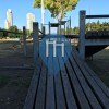 Outdoor Pull Up Bars - Rosario - Parque Calistenia Scalabrini Ortiz Park