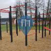 Chodzież - Street Workout Park - Scena plenerowa