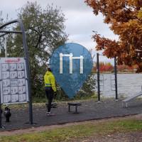 Ginásio ao ar livre - Lahti - Ankkuri outdoor gym