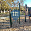Huntington Park - Calisthenics Gym - Walnut Nature Park