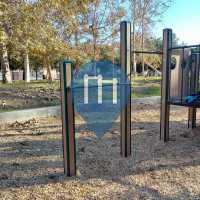 Huntington Park - Calisthenics Gym - Walnut Nature Park