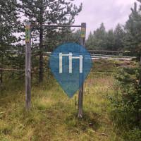 Calisthenics Facility - Kemijärvi - Hyypiö