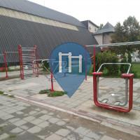 徒手健身公园 - 新帕扎爾 - Outdoor Gym Sportska sala Pendik