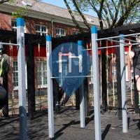 阿姆斯特丹 - 徒手健身公园 - Kattenburg