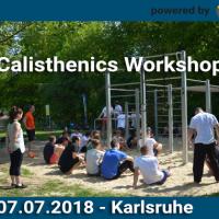 Karlsruhe – Calisthenics Workshop by Calisthenics Parks / Playparc