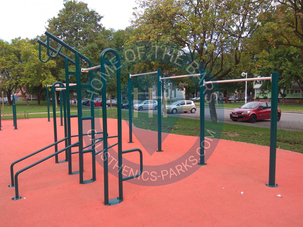 Usuarios cerca de zagreb gimnasio al aire libre park for Gimnasios cerca
