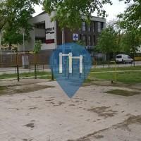 Szeged - Reckstangen - Klapka tér