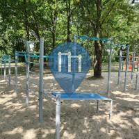 Воркаут площадка - Гура-Кальвария - Workout Park Dabrowka