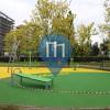 Parc Street Workout - Lissone - Giardino via Giotto-Guarenti Lissone MB