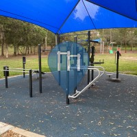 Parque Calistenia - Brisbane - Outdoor Gym Robertson Park