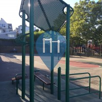 Weehawken - Outdoor Fitness Park - Louisa Park