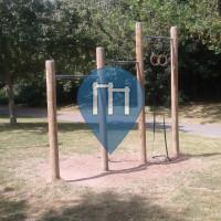 Barre de traction en plein air - Loos - Parc de Loisirs et de Nature de Loos