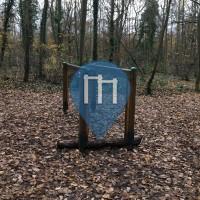 Parque Calistenia - Paris - Bois de Vincennes