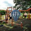 Bologna - Outdoor Fitness Equipment - Via Nicolò Dell'Abate