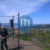 Bergen - Calisthenics Park - Ulriksmasten