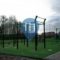 Gym en plein air - Ouderkerk-sur-l'Amstel - Street Workout park Ouderkerk aan de Amstel