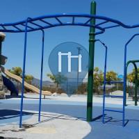 San Diego - Bodyweight Fitness Stationen - Camino Ruiz Park