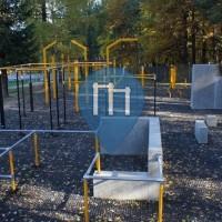Bielsko-Biala - Parco Calisthenics - Blonia