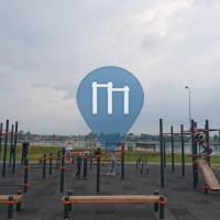 Riga - Street Workout Park - Sporta Laukums